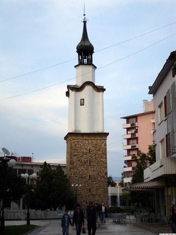 Башня с часами – Ботевград