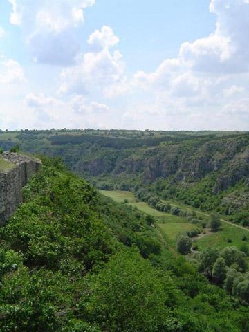 Археологический резерват Червен