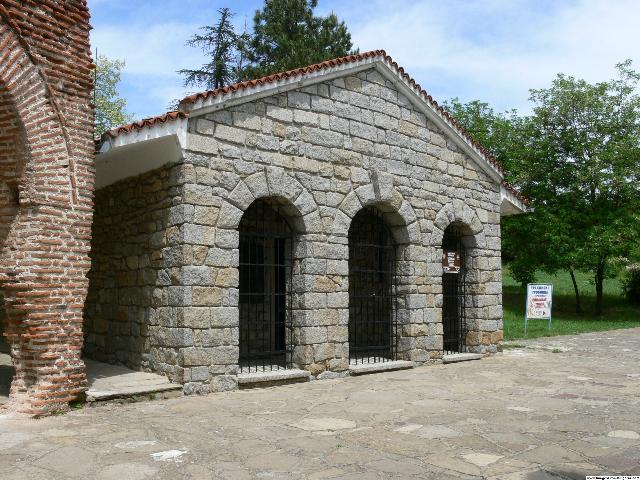 Фракийская гробница – Казанлык