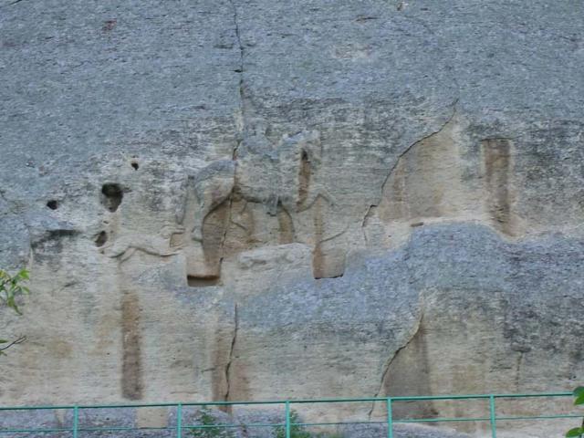 Мадарский конник