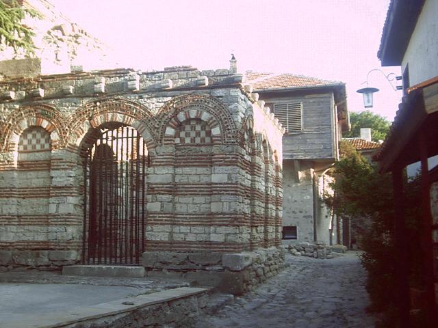 Св. Архангели Михаил и Гаврайл, ХІІІ в., Несебр