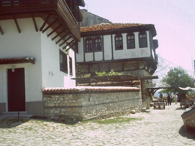 Дом капитан Павла, Несебр