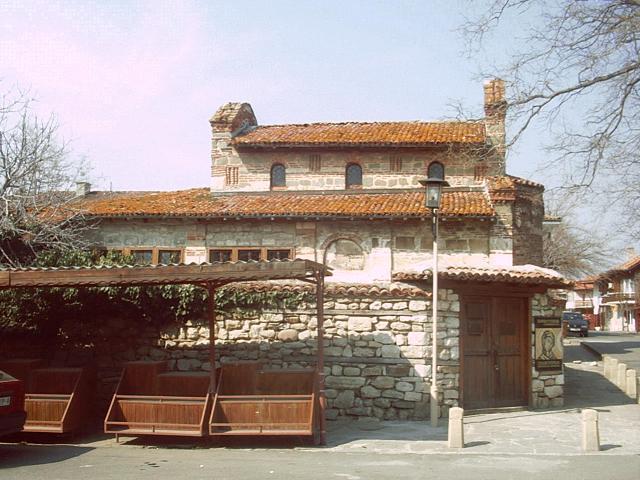 Св. Стефан (Новая Митрополия), Х-ХІ в., Несебр