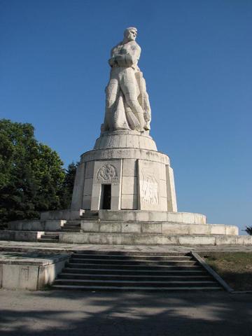 Памятник Пантеон - Варна