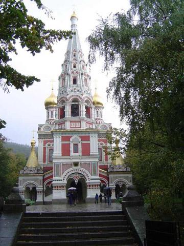 Храм-памятник г.Шипка