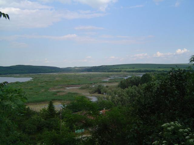"""Природно-научный резерват """"Сребырна"""""""