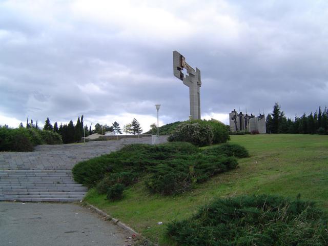 """Памятник """"Бранители Стара-Загоры 1877 г."""