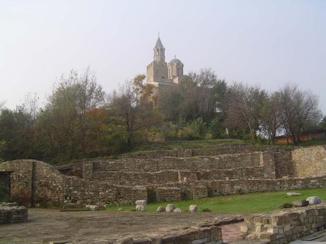 Исторический резерват Царевец