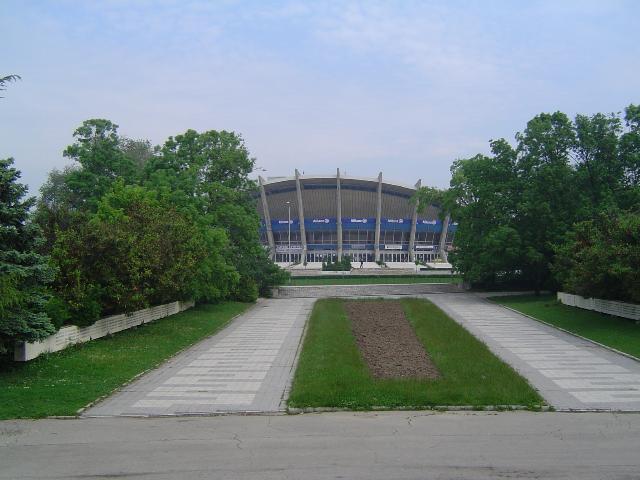 Дворец культуры и Спорта - Варна