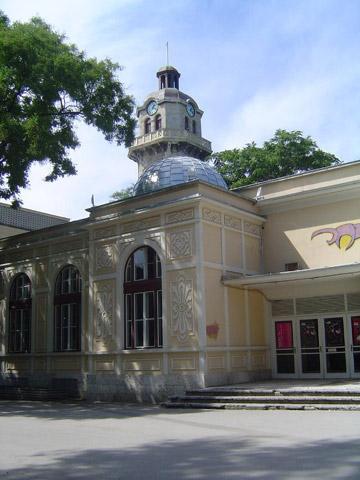 Городские часы - Варна
